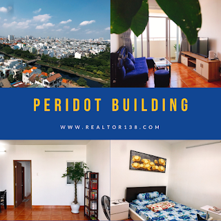 Bán chung cư Peridot 2 phòng ngủ địa chỉ 226/51 An Dương Vương