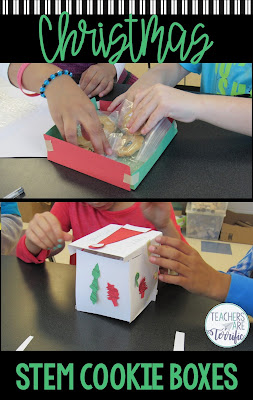 STEM projects for the busy holiday season. This blog post will share many different ways you can keep your elementary students engaged during the busy month of December. This include STEM challenges and an Escape Room.