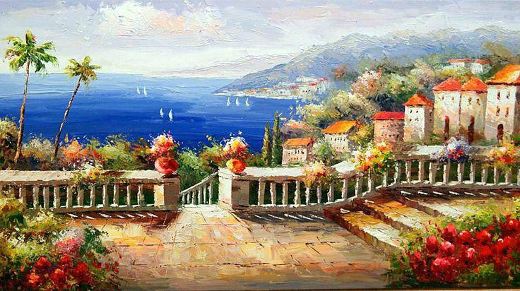 Pintura de Jardim