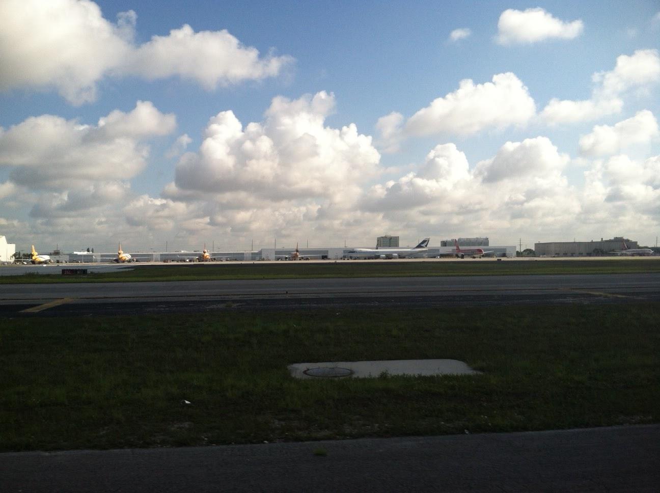 Comreal Miami Blog Tour Of Cargo Warehouses At Miami