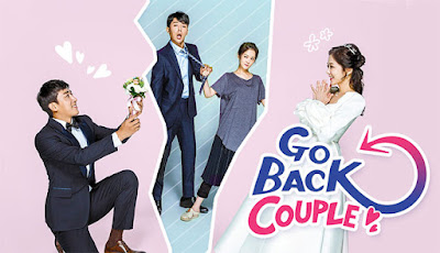 Korean Drama Go Back Couple, Drama Korea, Poster, Pelakon Drama Korea Go Back Couple, Jang Na Ra, Son Ho Jun, Heo Jeong Min, Han Bo Reum, Chang Ki Young,