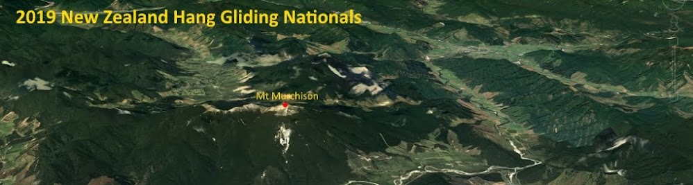 New Zealand Hang Gliding Nationals Murchison 2019