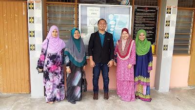 Ceramah Sains PT3 di SABK Maahad Al-Ummah, Chemor Perak