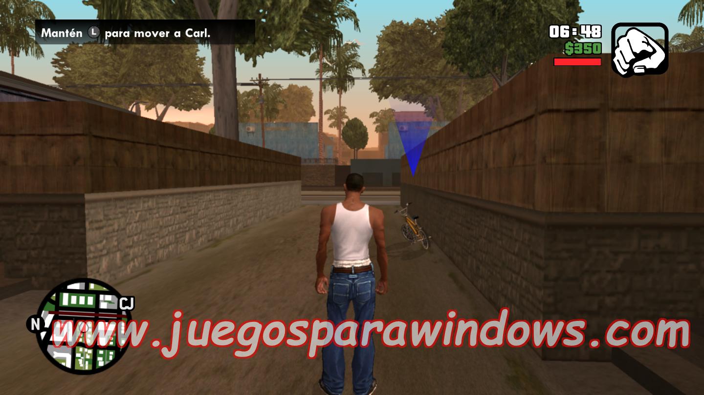 Grand Theft Auto San Andreas ESPAÑOL XBOX 360 (Region FREE) 9