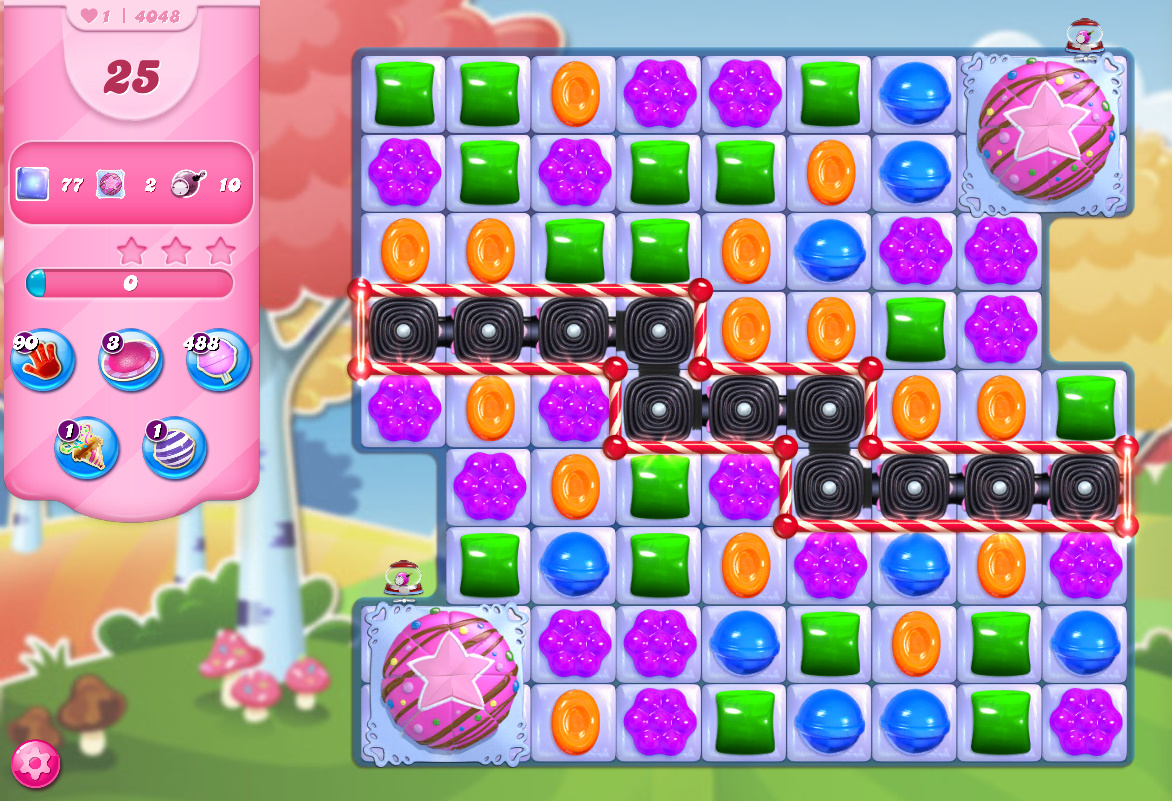 Candy Crush Saga level 4048