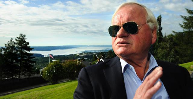 John Fredriksen, Pengusaha Tanker Norwegia