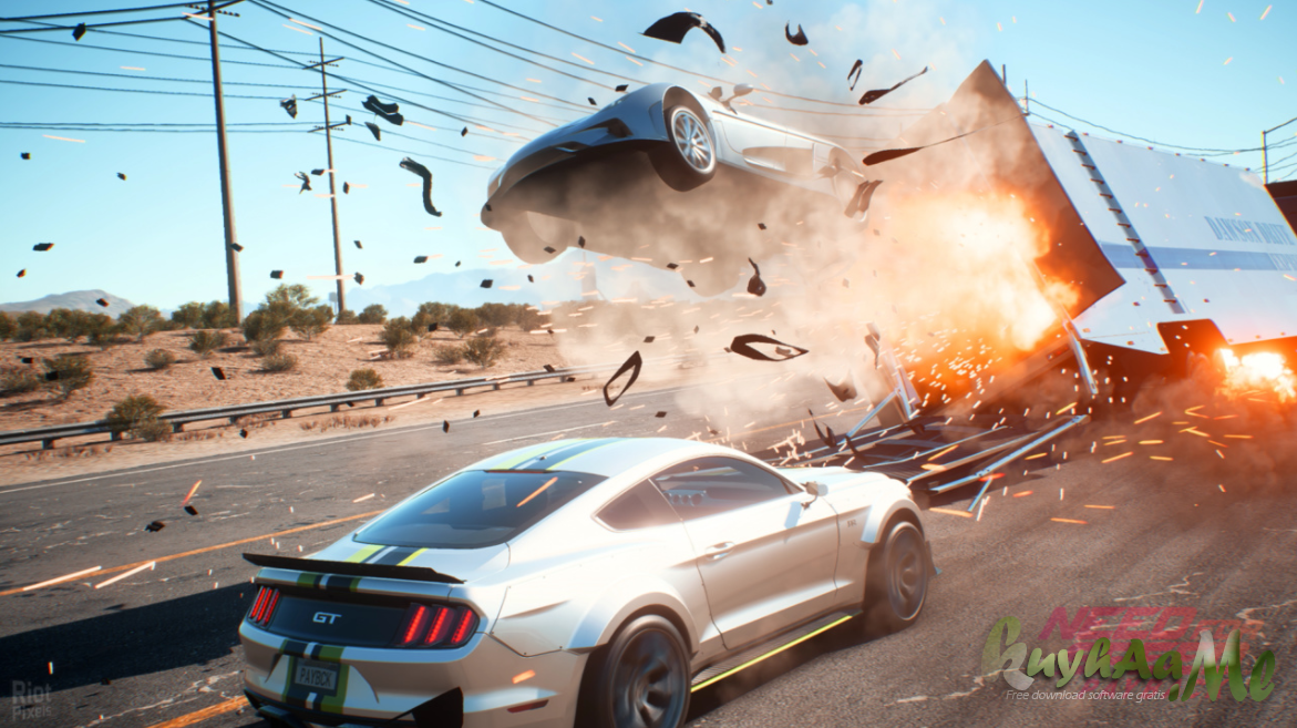 Need for Speed: Payback – Deluxe Edition terbaru