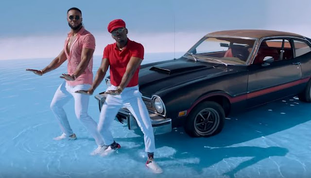 Flavour Ft. Diamond Platnumz – Time To Party