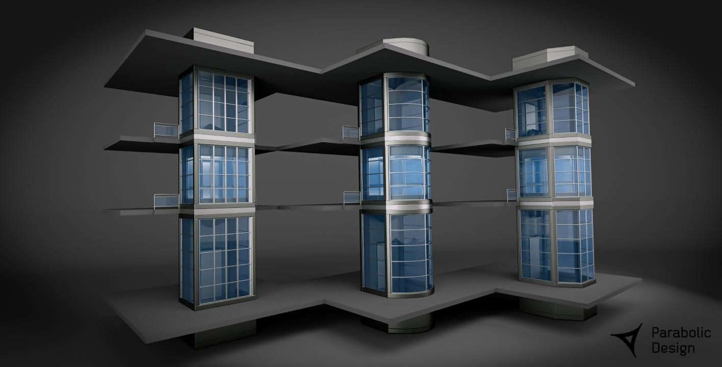 Parametric Elevator by Parabolic Design | Parabolic Design
