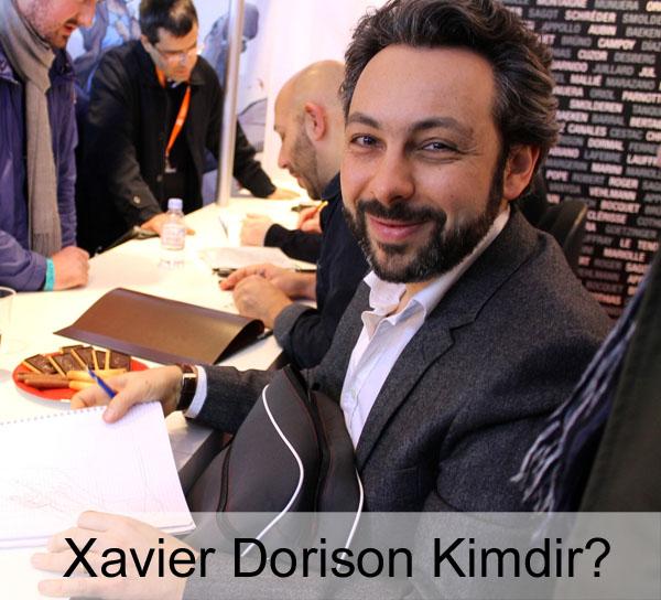 Xavier Dorison Kimdir?