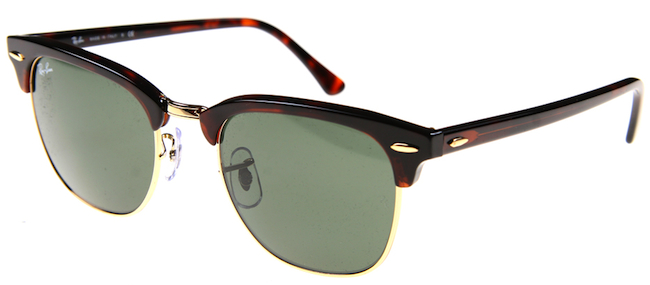 c06371523 TOM FORD Henry Vintage Wayfarer e Ray-Ban Clubmaster - 'birds of a feather'
