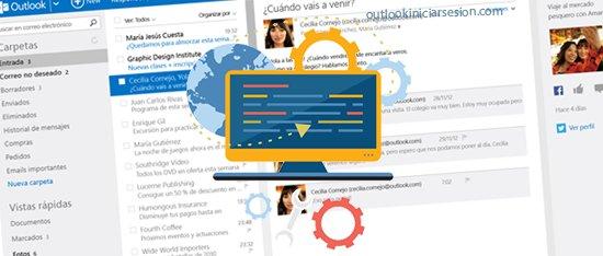 Outlook.com para realizar envíos al responder