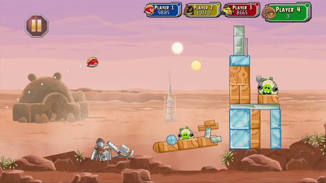 Angry Birds Star Wars - Captura 5