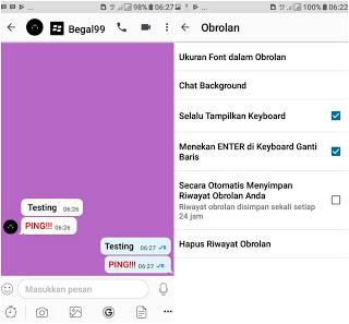 Download BBM Beta Tester Mod 300.3.9.141 Apk Terbaru