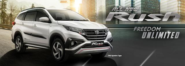 3 Alasan Harga Toyota Rush Surabaya Tidak Berbeda Jauh Dengan Harga di Kota Lainnya