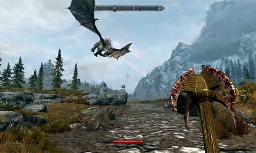 The Elder Scrolls V Skyrim Game Free Download