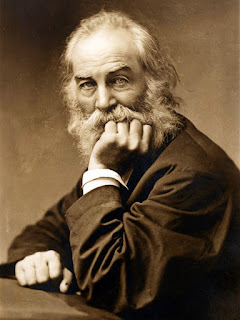 Walt Whitman cannot hide his character