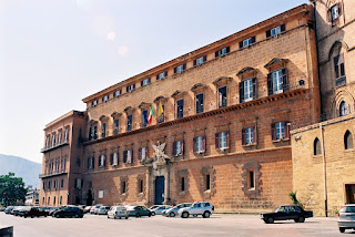 The Palazzo dei Normanni is a marvellous example of Norman architecture