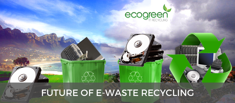 e waste production and green it The current global production of e-waste is estimated to be 20-25 million tonnes per year, with most e-waste being produced in europe manufacturers are competing to be seen as green and want to remove as many toxic chemicals from products as possible.