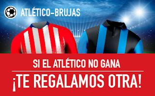 sportium promocion champions Atletico vs Brujas 3 octubre