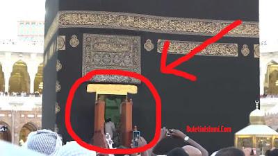Subhanallah! Ternyata Begini Isi di Dalam Ka'bah, Lihat Video Ini Semoga Menambah Kerinduan Kita Untuk Kesana
