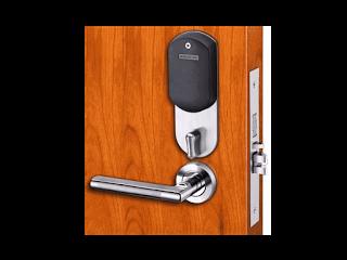 pasang alat hotel lock HL-100S