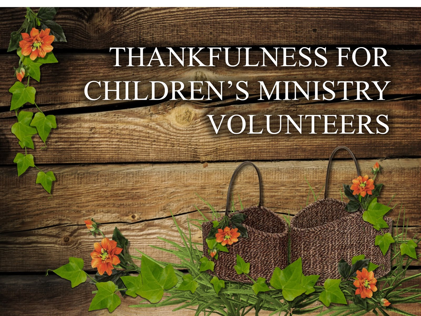 Church volunteer appreciation ideas and thank you notes |Thank You Church Volunteers