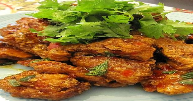 Spicy Chicken Karaage Recipe