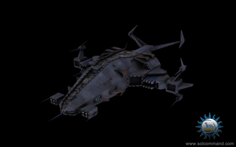 Cobra bomber small spaceship 3d model free download solcommand combat warship space ship fighter interceptor collection offensive outpost missile torpedoes army military pirate smuggler mercenary bunker buster