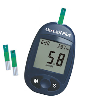 On Call Plus Blood Glucose