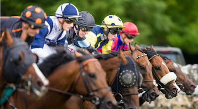 Goodwood horse racing