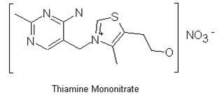 Βιταμίνη Β1 - Θειαμίνη.