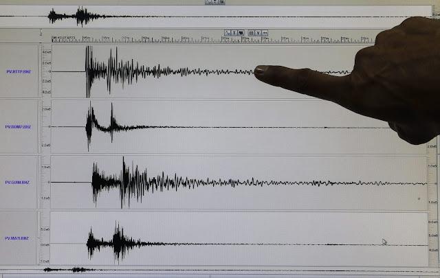 Σεισμός 4,1 Ρίχτερ ταρακούνησαν τη Σαντορίνη