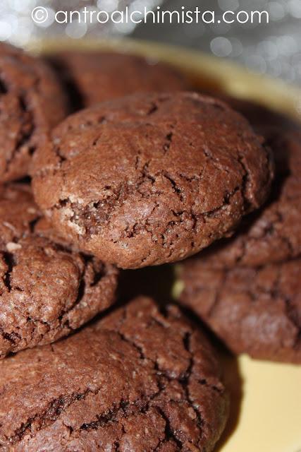 Cookies al Cacao e Cocco