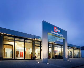 Офис немецкой компании Юнилюкс