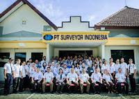 PT Surveyor Indonesia (Persero) - Recruitment For Programmer WEB PTSI October 2016