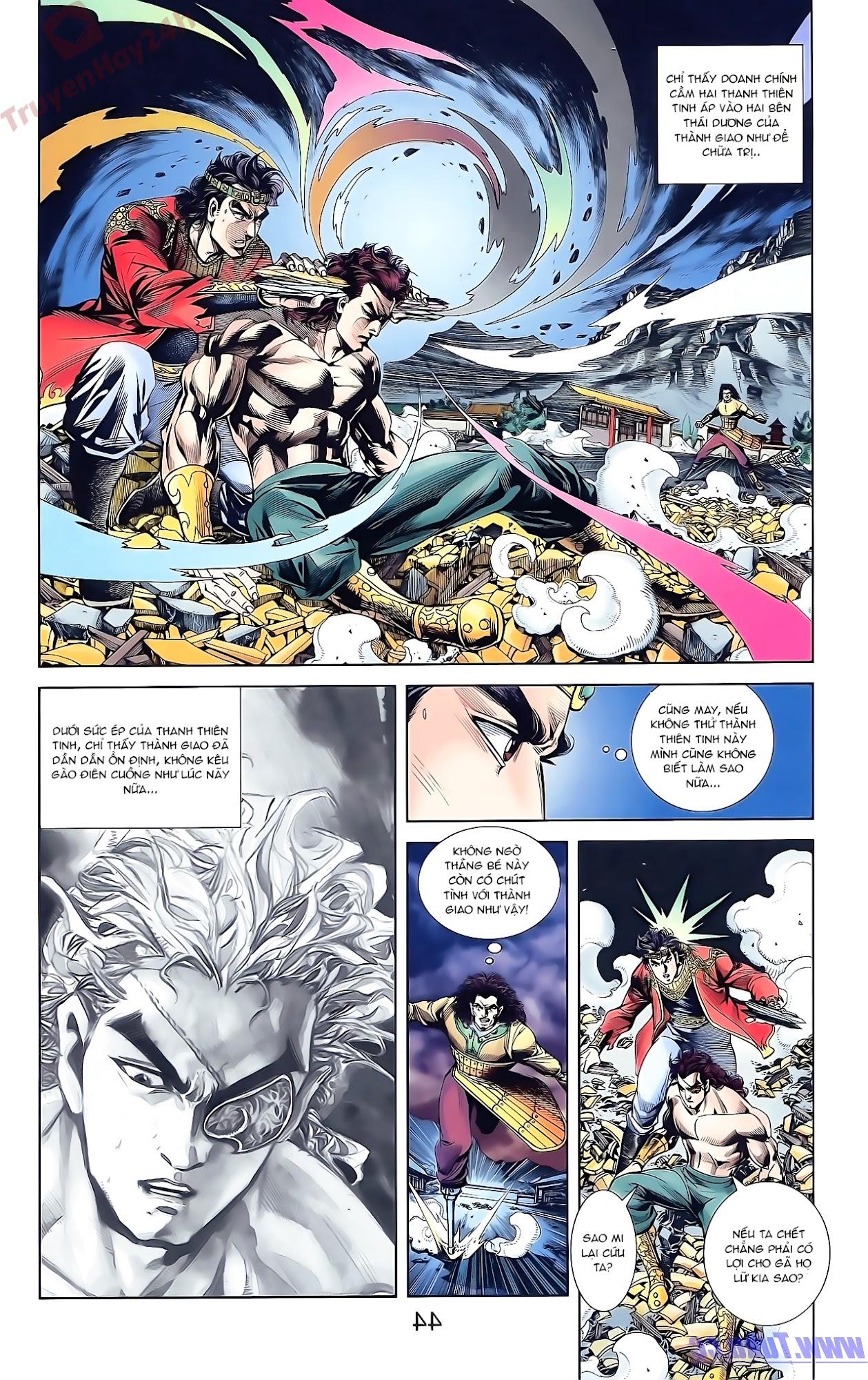 Tần Vương Doanh Chính chapter 51 trang 11