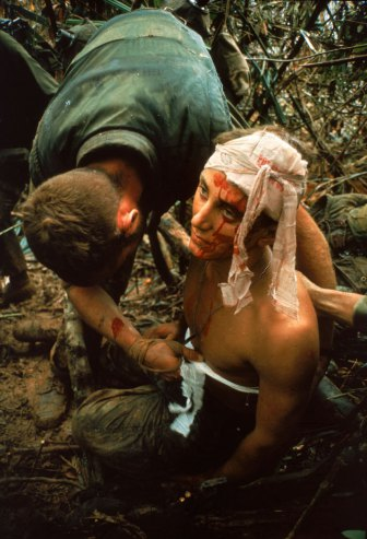 The Brutality Of The Vietnam War Captured In Harrowing Images