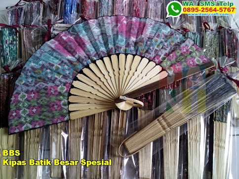 Toko Kipas Batik Besar Spesial