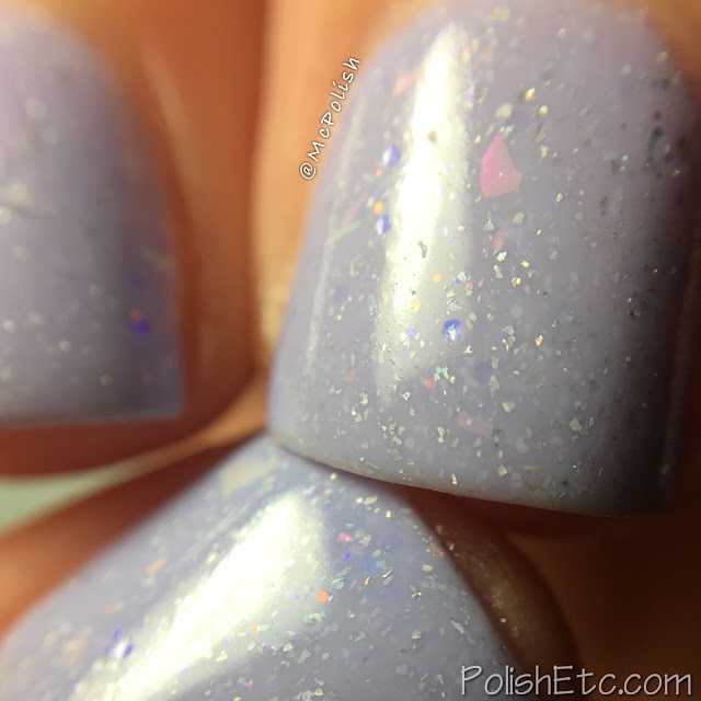 `Pahlish - 12 Days of Christmas Collection - McPolish - Eight Maids a Milking