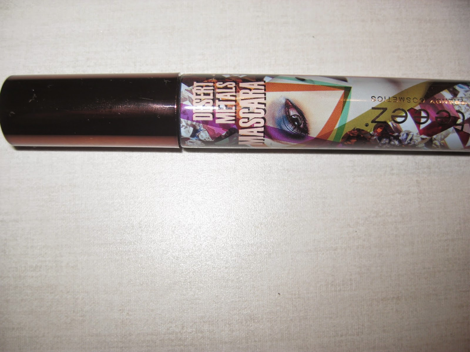 June 2014 TopBox - Review, Unboxing and Teeez Trendy Cosmetics Mascara Review!