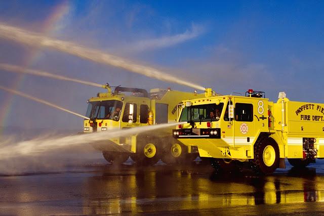 Foto Mobil Pemadam Kebakaran Tercanggih 01