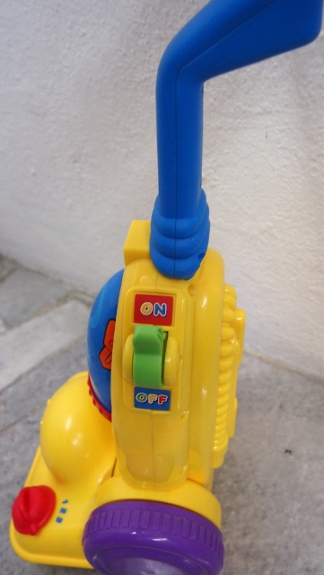 Juaimurah Fisher Price Vacuum Cleaner