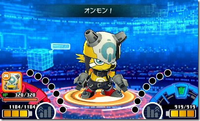 Digimon Universe: Appli Monsters Screenshot-2