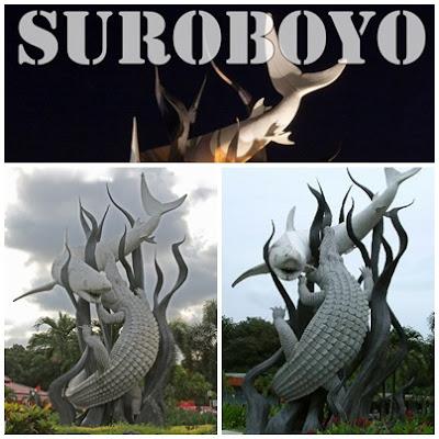 gambar patung surabaya
