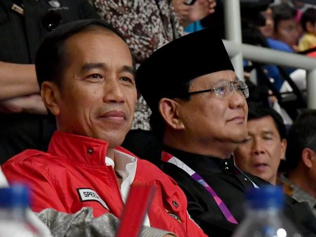 Prabowo Klaim Unggul 3-0, Jokowi Klaim Menang 5-0