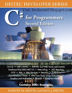 C# for Programmers 2nd Edition by Deitel