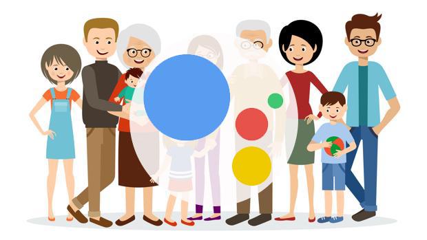 google-assistant-mienbros-recordar-familia-cumpleaños