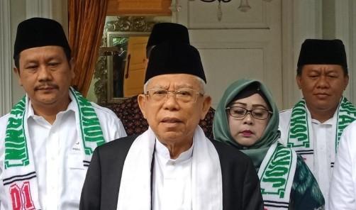 KH. Ma'ruf Amin Sesalkan Puisi, Neno Warisman: Masa Jokowi dan Saya Dianggap Kafir