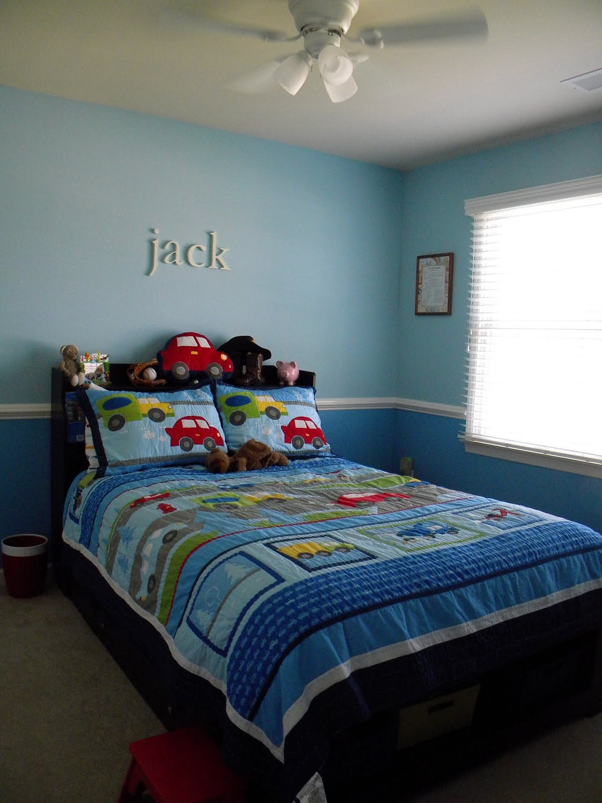 This Crazy Little Life of Ours: Big Boy Bedroom 103